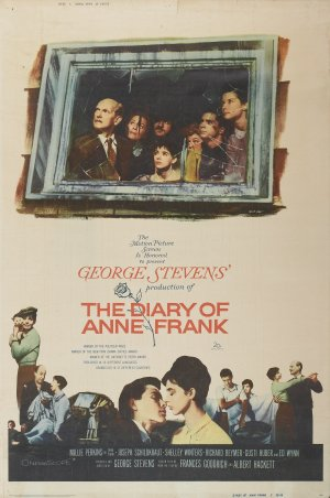 The Diary of Anne Frank Poster