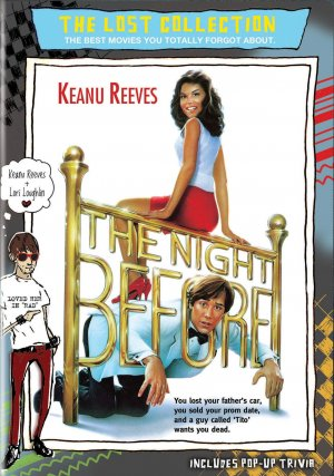 The Night Before Cover