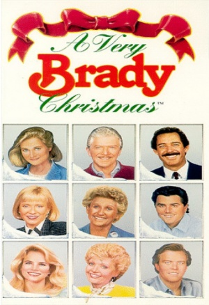 A Very Brady Christmas Cover