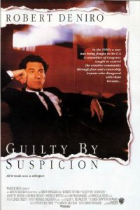 Guilty by Suspicion poster