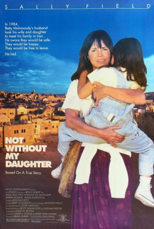 Not Without My Daughter Poster