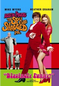 Austin Powers 2 Cover