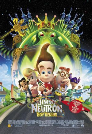Jimmy Neutron: Boy Genius Poster