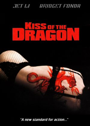 Kiss Of The Dragon Dvd cover
