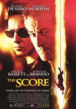 The Score Poster