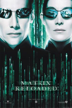 The Matrix Reloaded Poster