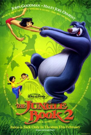The Jungle Book 2 Poster