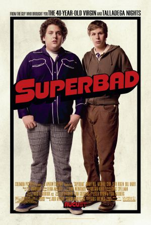 Superbad Poster