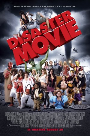 Disaster Movie Poster