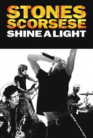 Shine a Light Poster