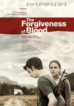 The Forgiveness of Blood Poster