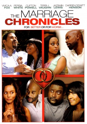 The Marriage Chronicles Cover