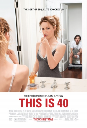 This Is 40 Poster