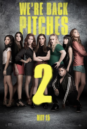 Pitch Perfect 2 Theatrical poster