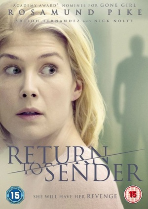 Return to Sender Dvd cover